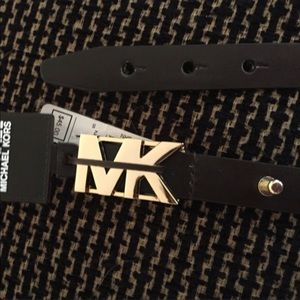 Michael Kors New Brown Belt